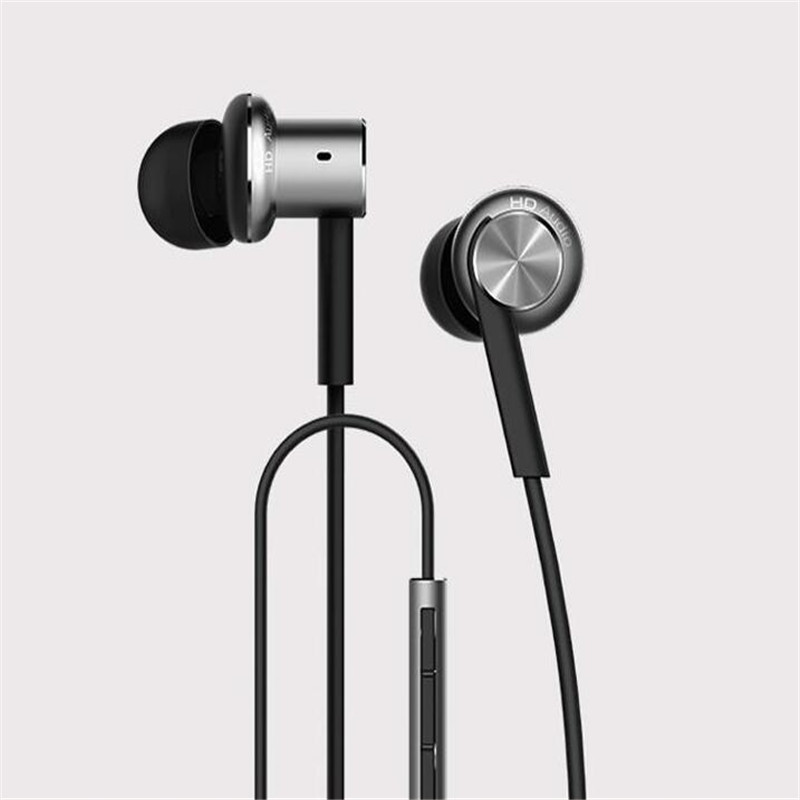 Original Xiaomi Mi Hybrid Earphone, Mi In-Ear Headphones Pro, Xiaomi Mi multi-unit circle iron mixed Piston 4 lisa