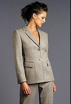 Ladies business suit Free Shipping High quality hot selling for 2010~2011 L002(China (Mainland))