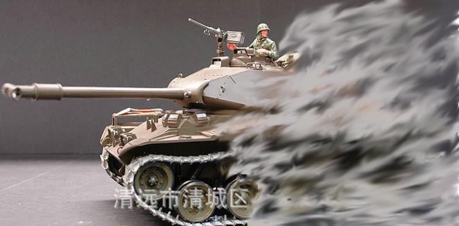 1:16 USA Walker Bulldog M41A3 light tanks remote control tank 1/16 rc tank metal driving wheels and metal track 2.4G(China (Mainland))