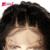 Предварительно Сорвал 360 Кружева Фронтальная Закрытие Малазийский Вьющиеся Волосы 360 Кружева Фронтальной с Ребенком Волос Естественной линии роста волос 360 Кружева Фронтальная