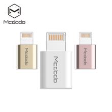 Light Micro USB Adapter Original MCDODO Brand Free Ship(China (Mainland))