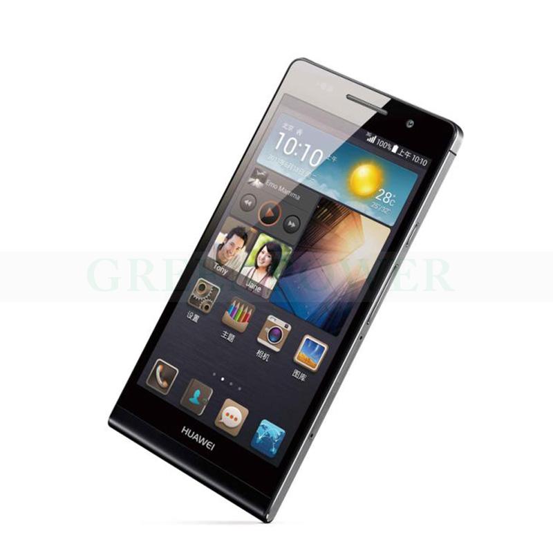 Hot Sale Original Huawei Ascend P6s Smartphone 4 7 Inch Hisilicon Kirin910 Quad Core 1 6ghz