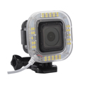 USB Lens Ring LED Flash Light Shooting for Camera GoPro Hero 4 Session OS471