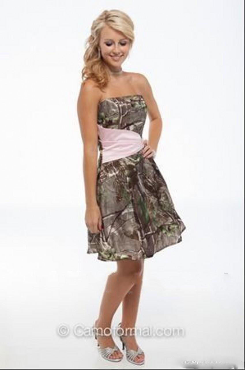 popular pink camo dressesbuy cheap pink camo dresses lots
