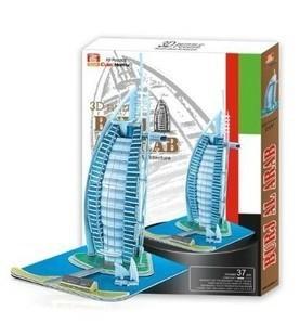 Diy three-dimensional jigsaw puzzle assembling toys model sailing