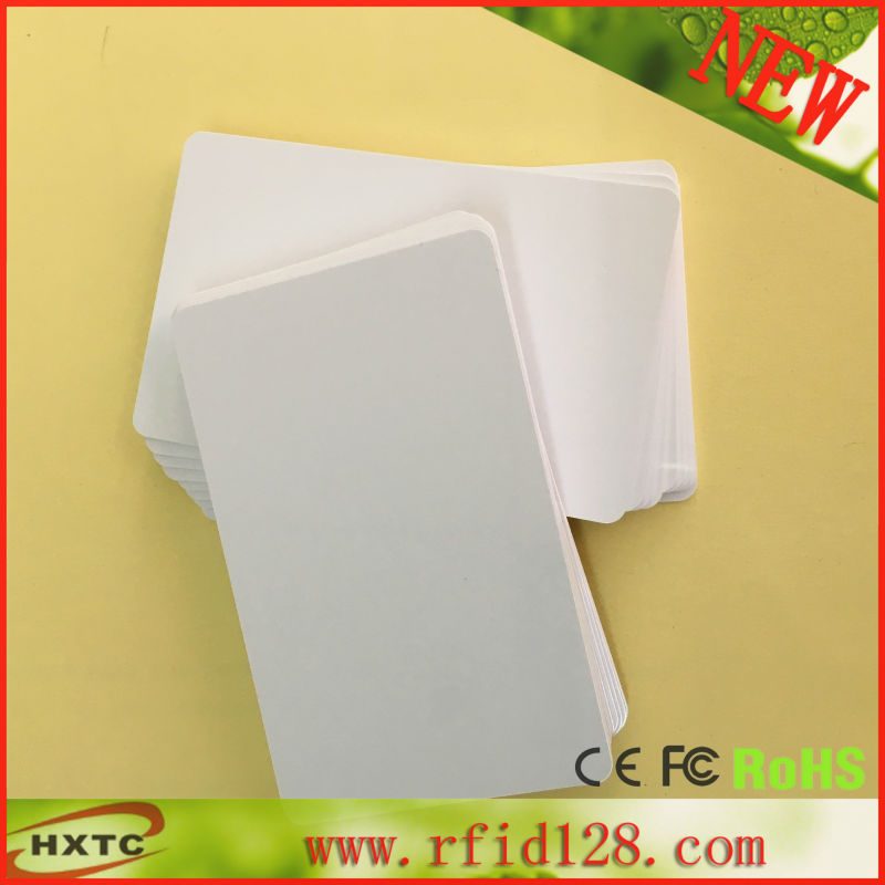 Free Shipping 50PCS/Lot TK4100 Chip  Blank Inkjet  RFID Card Printable By  Epson/Canon  Printer<br><br>Aliexpress