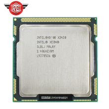 Buy Intel Xeon X3430 Quad Core 2.4GHz LGA1156 8M Cache 95W Desktop CPU for $12.65 in AliExpress store