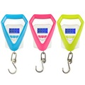 NEWACALOX 20kg x 10g Mini Portable Electronic Scale Weight Luggage Scale Digital Travel Hanging Hook Scale