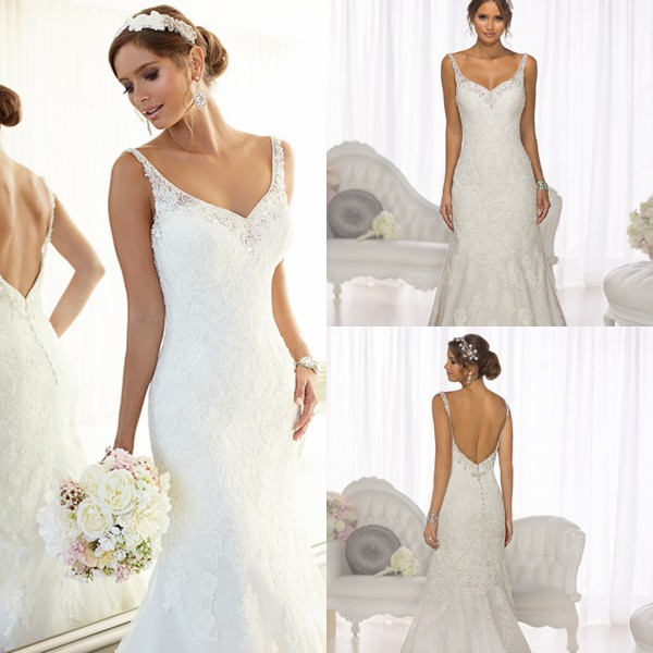 Wedding Dresses Sequins 17