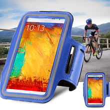Bicycling Running Sport Arm Band Bags Case 5.5inch Motorola Mote X X2 Turbo X3 x Force 2m Play Samsung GALAXY A7 GRAND - Shenzhen LEBUY Technology Co.,Ltd store
