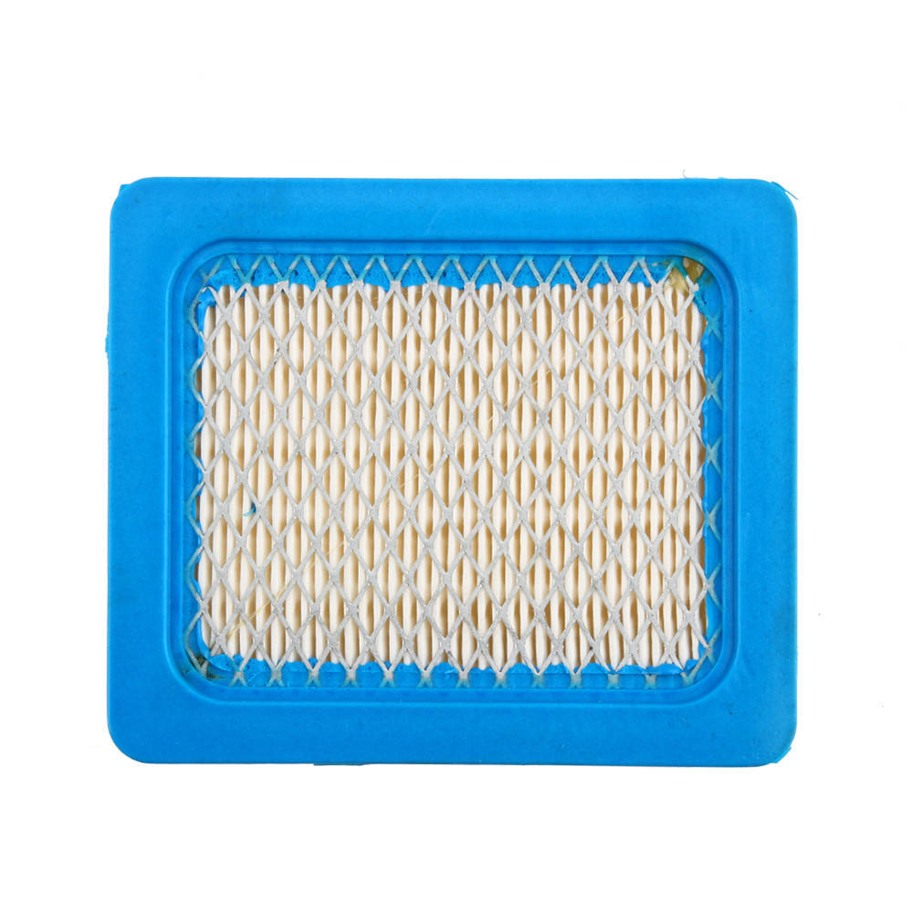 1Pcs Square Lawn Mower Air Filters Accessories Filter Element For Briggs & Stratton(Hong Kong)