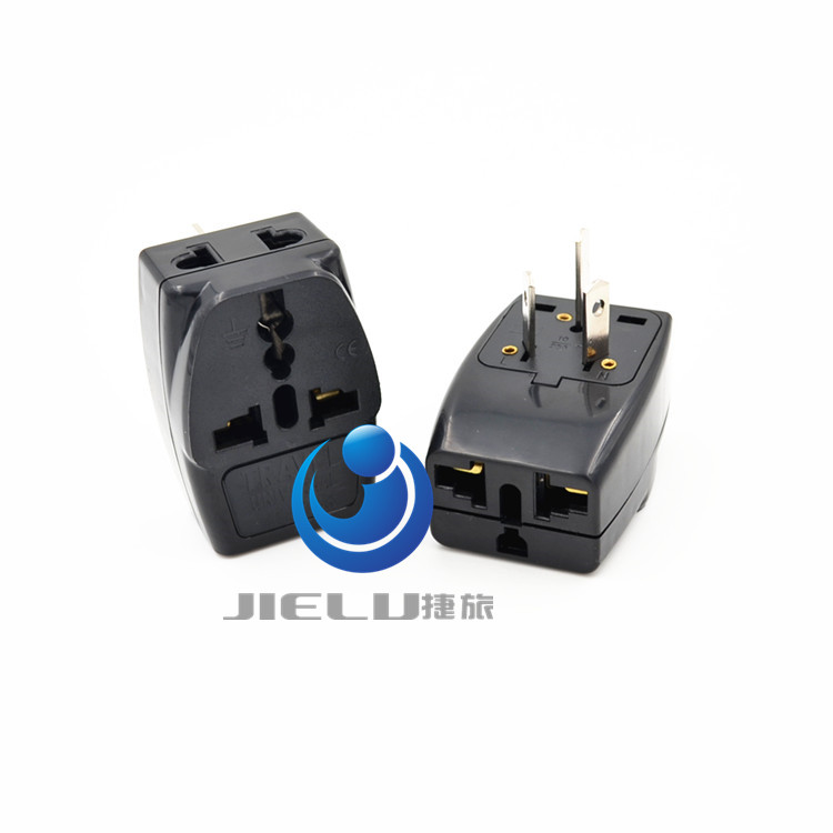 2016 Australian/China type I Travel Adapter 1 TO 3 Outlet Power Plug Change US/EU/UK/Swiss/Italy/Japan to AU 3 Pin PLUG TYPE I(China (Mainland))