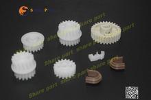 1SET X Replacement gear kit RU5-0956-000 RU5-0959-000 RU5-0958-000 RU6-0965 RU7-0030 RU7-0028 For HP P3015