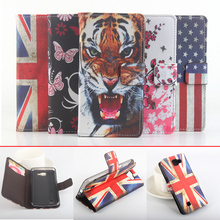 """Buy Fashion Wallet Style PU Leather Case LG K4 Lte K120e K130e 4.5"""" Stand Function & Card Holder Phone Flip Cover LG K4 for $4.97 in AliExpress store"""