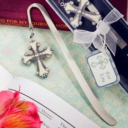 25 pcs/lot Wedding favor - Angel Themed Bookmark Favors Wholesale(China (Mainland))