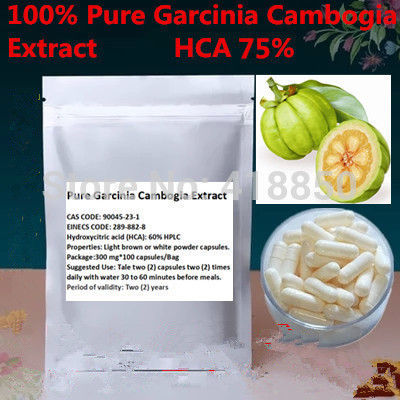 pure garcinia cambogia extract 60 hca side effects