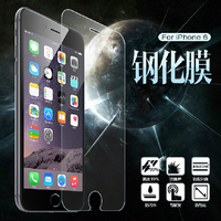 0.3mm 2.5D Ultrathin Premium Tempered Glass For iPhone 6 Plus 5.5 inch Screen Protector Protective Film