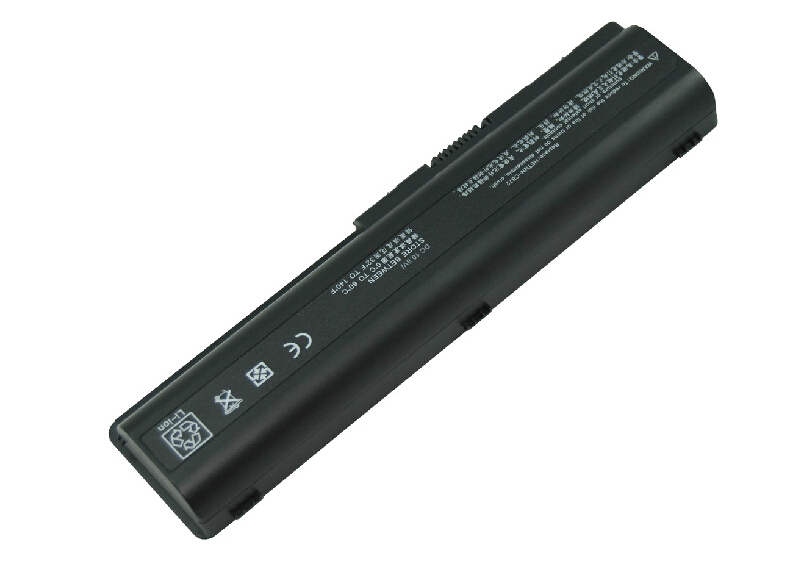 Replacement Laptop Battery 5200mAh 6 Cells for CQ40 CQ45 DV4 DV6 CQ61 CQ41 DV5 G60 HP COMPAQ Notebook PC Batteries US Warehouse(China (Mainland))