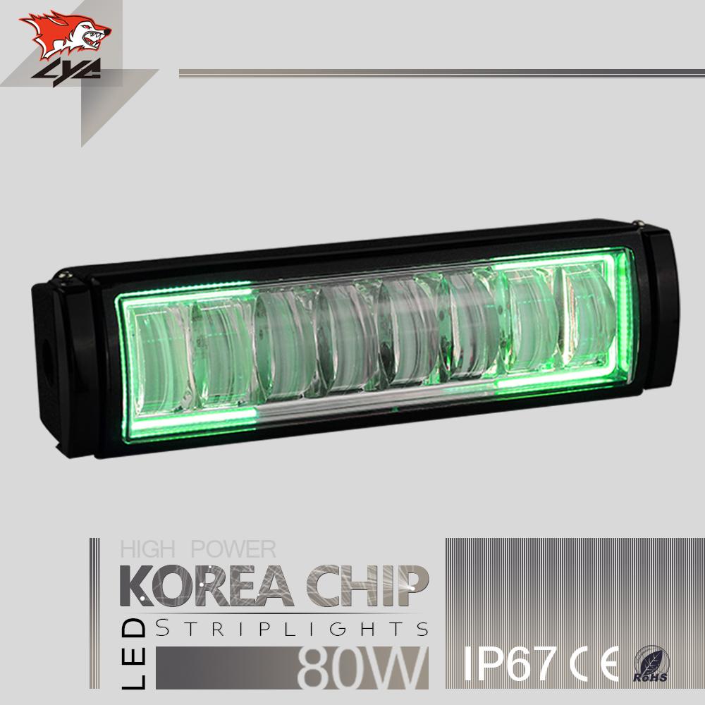 LYC Police Strobe lights Promotion Led Auto Reverse Strobe Promotion Emergency Led Lightbars Price 3000K\6000K 80W Low Price(China (Mainland))