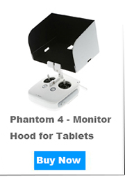 DJI Phantom 4 Accessories 7.9 Inch Tablet For mini iPad Tablet Holder Mount and Sunshade For Phantom 3 Inspire 1 Vision