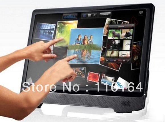 """Best price!! 40"""" 2 Points usb powered IRtouch screen frame(Manufacturer) for LCD TV(China (Mainland))"""