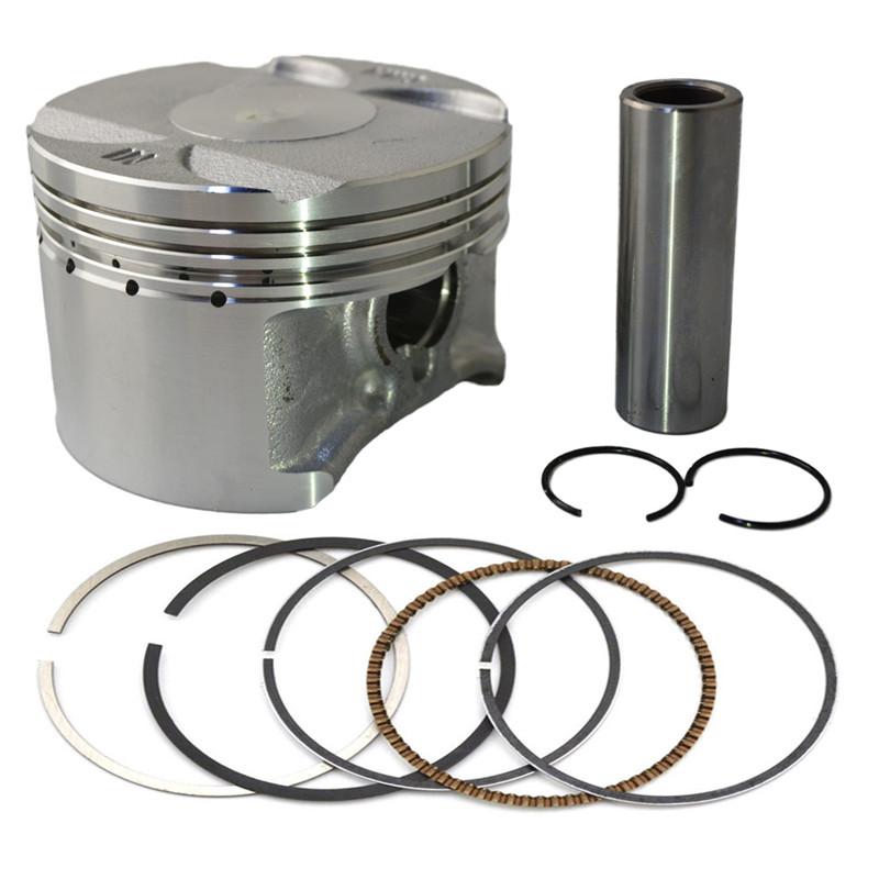 Motorcycle Engine Parts 25 Cylinder Bore Size 64 25mm: Compra Anillos De Los Pistones Honda Online Al Por Mayor