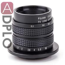 Television TV Lens/CCTV Lens for Micro 4/3 Mount Camera 35mm F1.7 in Black  GF2 G1 GF1 G10 E-PL6 E-P5 E-PL5 OM-D E-M1 E-M5(China (Mainland))