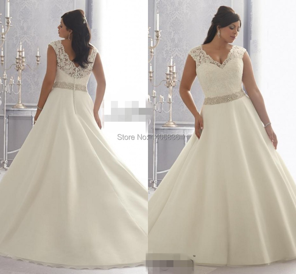 Wedding Dresses  Made In : Buy cheap vintage lace sheet court train wedding bridal dresses made
