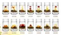 50pcs 20 kinds Blooming tea Artistic Blossom Flower Tea Free Shipping Free Gift