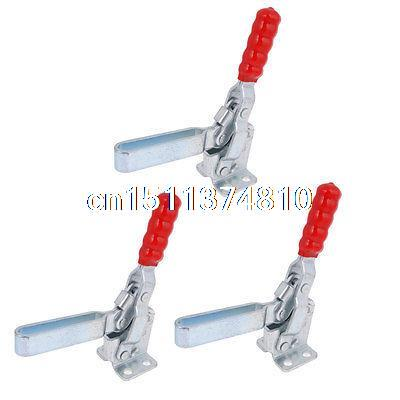 Quick Release Holding Vertical Toggle Clamp Latch 12130 227Kg 500 Lbs 3 Pcs(China (Mainland))