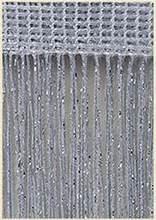 3x2.6m zasłona sznurkowa błyszczące Tassel linii zasłony parawan do drzwi, okien zasłony wystrój salonu Valance(China)