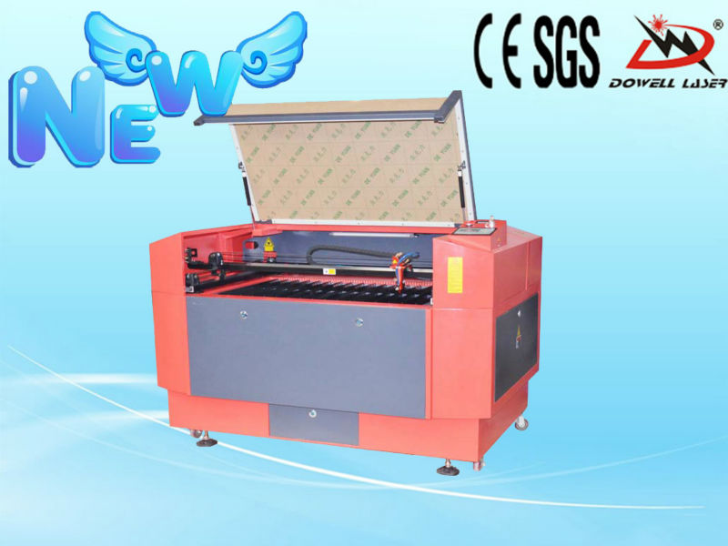 2015 laser machine promotion engraving cutting glass leather cup - Jinan Dowell Photoelectricity Equipment Co., Ltd. store