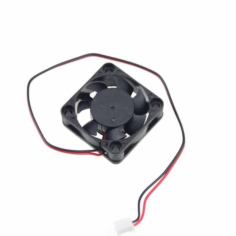2 Pieces Lot DC 5V 2Pin 7 blades 3010S 3cm 30mm 30x30x10mm Small Brushless Cooling Fan(China (Mainland))