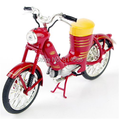 1:18 JAWA BN010 Racing Motorcycle Diecast Alloy Motorcycle Model Collection Red Color Alloy&Plastic Model Toy(China (Mainland))