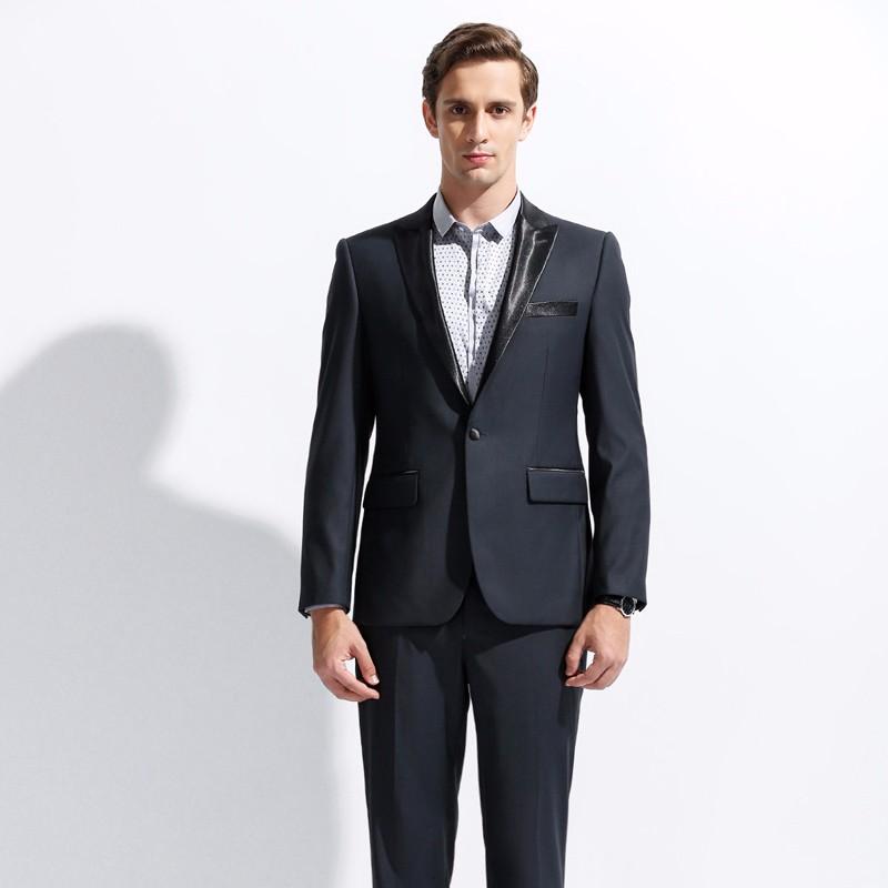 HTB1NfIgNpXXXXXkapXXq6xXFXXXA - (Only Accept Custom Tailor Service) DARO Latest Coat Pant Designs Tuxedos Suits for Men Dress Wedding Groom Prom Suits DR158