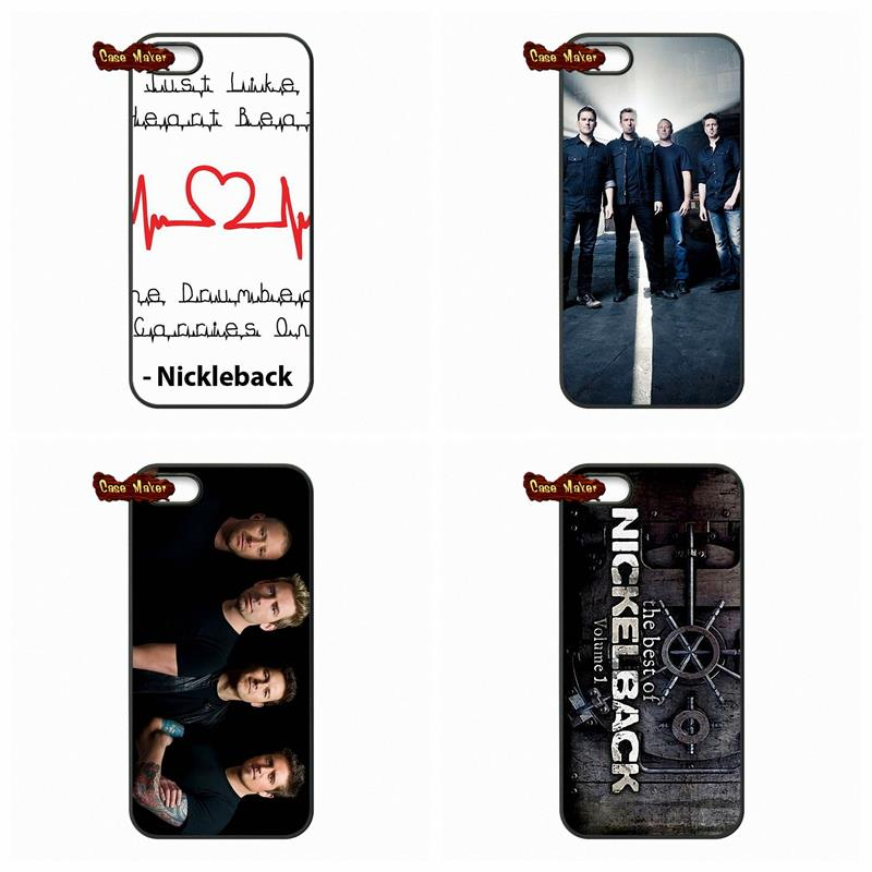 For Samsung Galaxy Note 2 3 4 iPod Touch 4 5 HTC M7 M8 iPhone 4 4S 5S 5 5C 6 6S Plus Nickelback Chad Kroeger Canada Cover Case(China (Mainland))