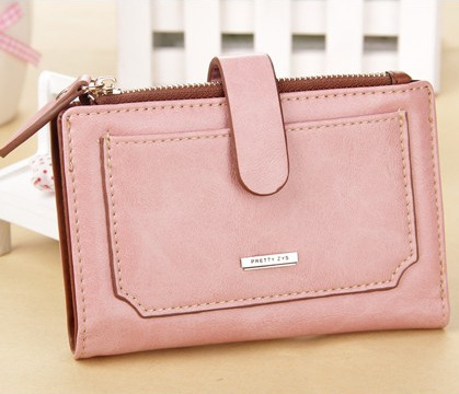 Hot Selling 2015 New Arrival High Quality Women Wallet Brand Women's Clutch Hhone Bag Candy Color Woman Long Desgin Purses(China (Mainland))