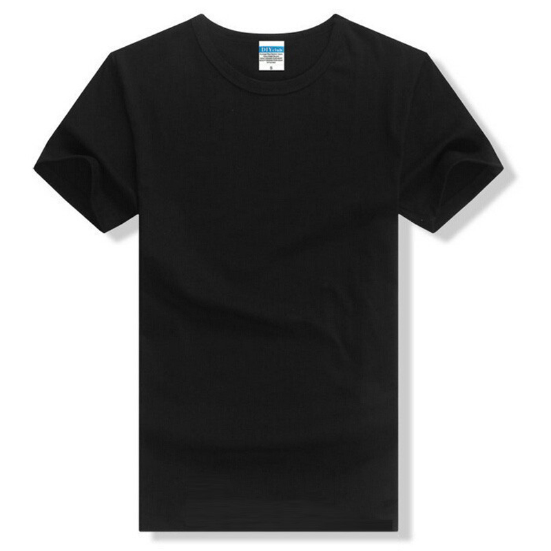 GOOD QUALITY Men's Short Sleeve O-Neck Cotton Casual T-Shirts Summer Men Designer Tee Shirt Slim Fit Tops Sports T-Shirts Cloth(China (Mainland))