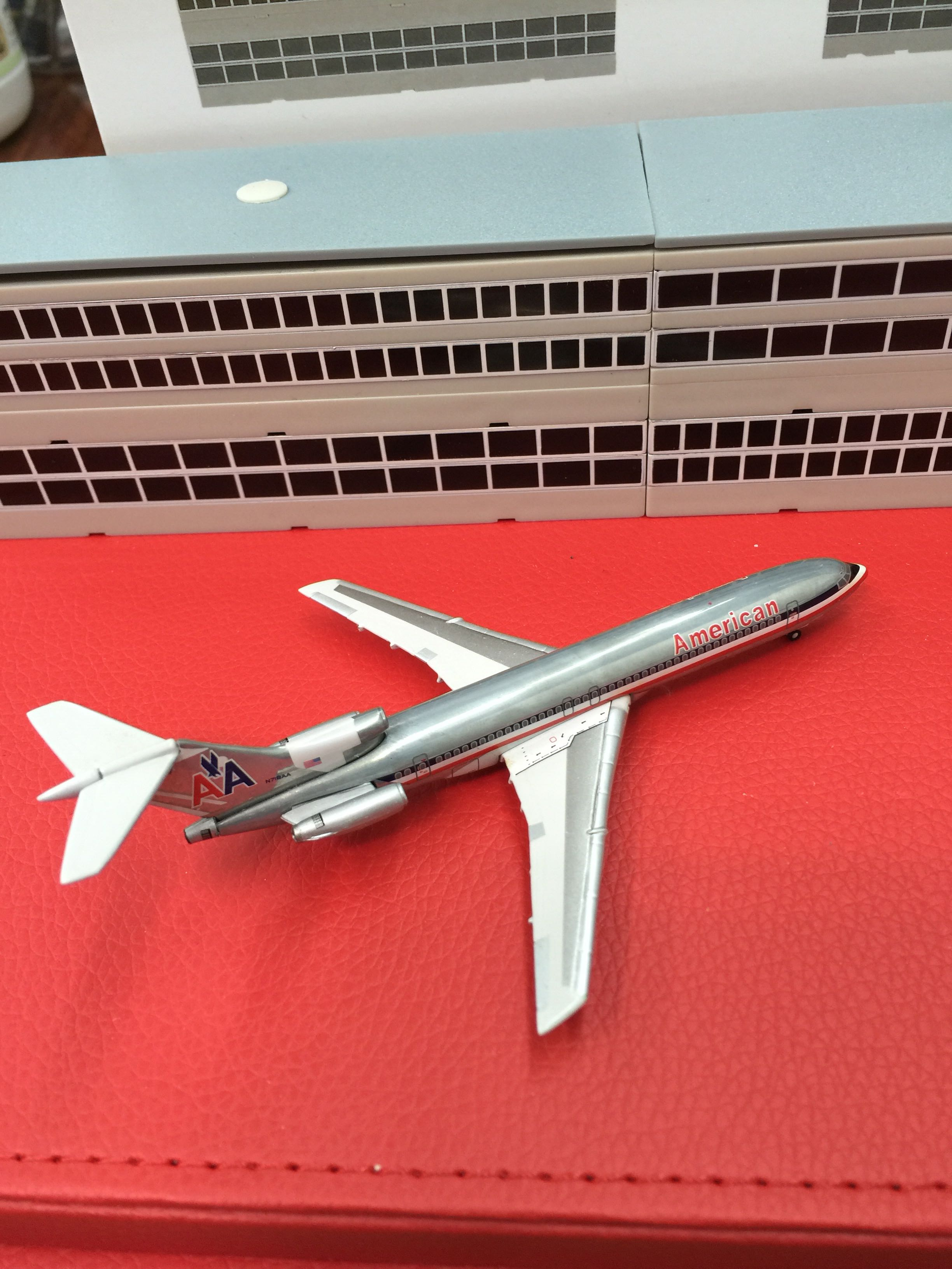 American Airlines Boeing 727 1:400Geminijets aircraft model(China (Mainland))
