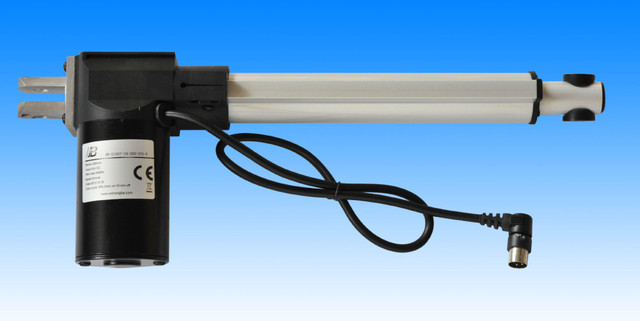 Best quality IP54 12VDC 200mm 6000N linear actuator for EURO home lift using