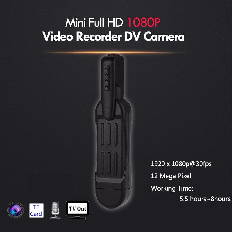 T189 Mini Camera Full HD 1080P 720P Mini Pen Camera 8MP Micro Camera Video Voice Recorder Mini Camcorder Camara Digital DVR Cam(China (Mainland))