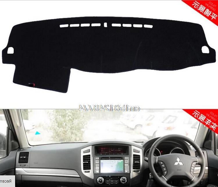 dashmats car-styling accessories dashboard cover for Mitsubishi Pajero V75 V77 V73 V97 V93 sport Montero Shogun  RHD <br><br>Aliexpress