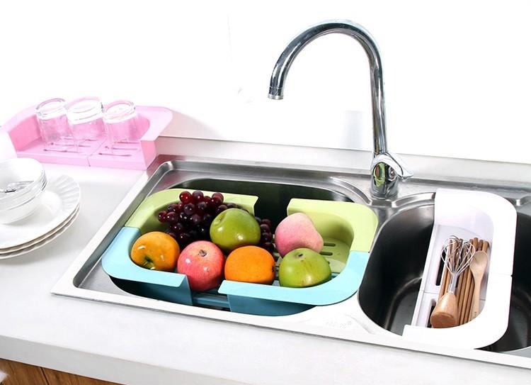 Online kopen wholesale rack voor fruit en groenten uit china rack voor fruit en groenten - Plank keuken opslag ...