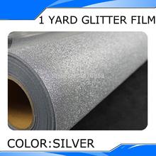 heat transfer glitter vinyl,hot fix glitter film,heat transfer glitter film,hot fix t-shirt vinyl,korean quality,50cmx100cm(China (Mainland))