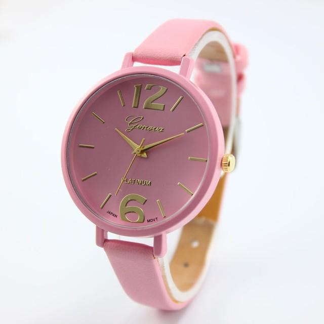 Zegarek damski GENEVA klasyczny różne kolory