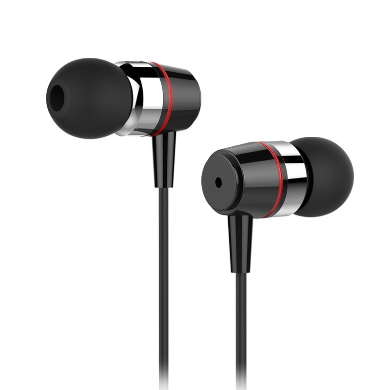 Stereo Earphone Headphone Headsets Bass Earbuds for iPhone xiaomi mobile phone MP3 MP4