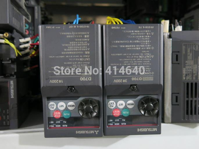 D700 1PH 200V 0.4K FR-D720S-0.4K-CHT inverter industrial VFD frequency AC drive with 60days warranty(China (Mainland))