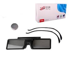 2 шт. Бесплатная Доставка Bluetooth Активным Затвором Универсальные 3d-очки GX-21AB Для Samsung/Panasonic/TCL/Thomson/Toshiba/IKEA ТЕЛЕВИЗОР GX21AB