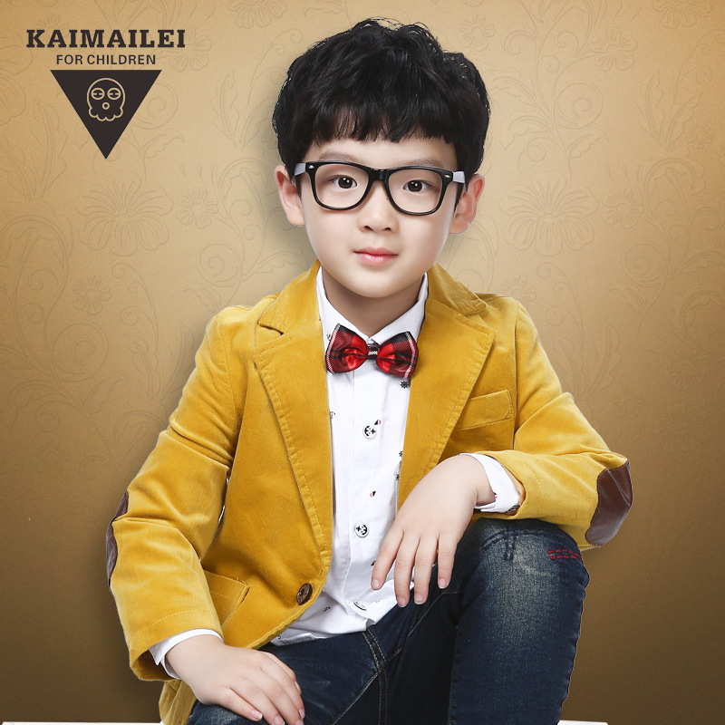 Korean Style Kids Clothes 2016 Hot Sale Childrenu0026#39;s Spring Casual Suits Boys Outwear Jackets ...