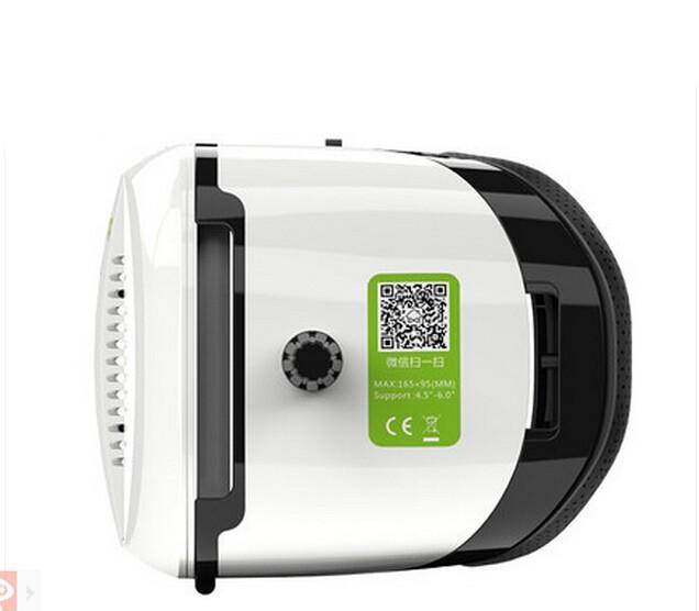 ถูก G oogleกระดาษแข็งVRBOBO Z3 VR 3D VRแว่นตาที่สมจริงเสมือนหมวกกันน็อกความเป็นจริงO Culus rift DK2สำหรับ4-6นิ้วมาร์ทโฟน